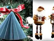 Vianočná výzdoba 11 - inšpirácie na vianočnú výzdobu