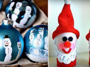 Vianočná výzdoba 14 - inšpirácie na vianočné ozdoby