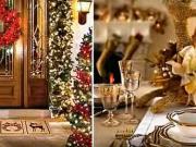 Vánoční výzdoba 15 - inspirace na vánoční ozdoby
