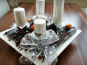 Adventní dekorace - jak si vyrobit adventní aranžmá