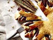 Orieškovo - nugátový koláč - recept