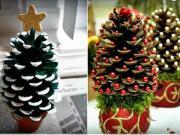 Vianočné ozdoby - 66 nápadov na vianočnú výzdobu