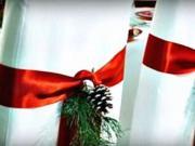 Vianočná výzdoba 23 - inšpirácie na vianočné stolovanie
