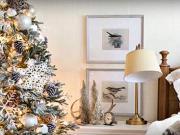 Vianočná výzdoba 24 - inšpirácie na výzdobu interieru