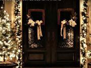 Vianočná výzdoba 25 - inšpirácie na výzdobu domu