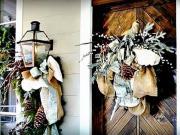 Vianočná výzdoba 26 - inšpirácie na výzdobu interieru