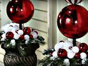 Vianočná výzdoba 34 - inšpirácie na vianočné ozdoby