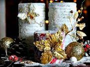 Vánoční výzdoba 35 - inspirace na vánoční ozdoby