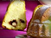Bábovka s orechami v mliečnej čokoláde - recept