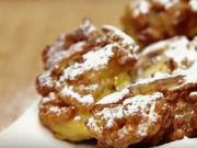 Banán v dýni a sladké bramboře s javorovým syrupem - recept