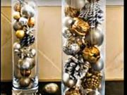 Vánoční výzdoba 39 - 40 nápadů na vánoční dekorace