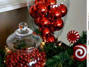 Vánoční výzdoba 36 - nápady na vánoční dekorace