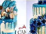 Zdobení dortu 1 - inspirace na výzdobu dortu
