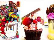 Zdobenie torty 2 - inšpirácie na výzdobu torty