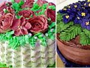Zdobenie torty 3 - inšpirácie na výzdobu torty