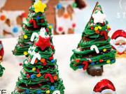 Vianočné ozdoby z čokolády - čokoládové vianočné ozdoby