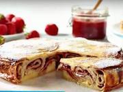 Palacinková torta - recept na palacinkovú tortu