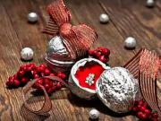 Obal na darček z orecha