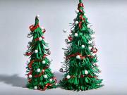 Vianočný stromček z papiera - ako si vyrobiť papierový vianočný stromček