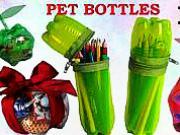 Recyklacia plastových fliaš - 10 nápadov ako využiť plastové fľaše