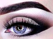 Líčenie očí - očný makeup