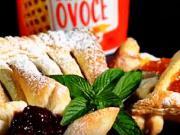 Listové koláčky - recept