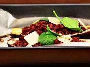 Baklažán plnený mäsom - recept