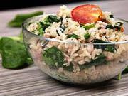 Šalát s tuniakom - recept na tuniakový šalát