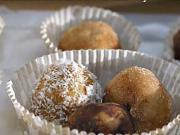 Domáca arašídová bonboniera - recept na domácu bonbonieru