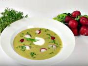 Reďkovkovo žeruchový krém na chudnutie - recept