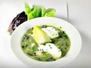 Šalátovo čakanková polievka na chudnutie - recept