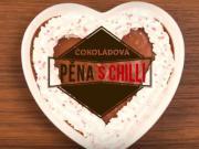 Čokoládová pena s chilli - recept