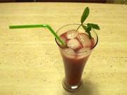 Ovocný nápoj - recept na domáci ovocný nápoj