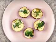 Vajíčkové muffiny - recept na muffiny