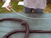 Upchatá hadica vysávača - Ako uvolniť upchatú hadicu vysávača
