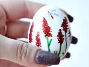 Malování velikonočních vajíček