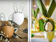 Veľkonočné inšpirácie na výzdobu - Jarné dekorácie
