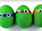 10 zaujímavých nápadov na zdobenie veľkonočných vajíčok