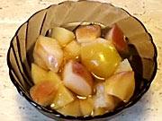 Jablečný kompot - recept  na rychlý jablečný kompot