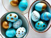 Veľkonočné vajíčka - 55 nápadov na veľkonočné zdobenie