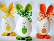 Veľkonočné vajíčka - 25 zábavných nápadov na zdobenie vajíčok
