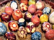 Velkonočné vajíčka - zdobenie