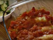 Holubky - plnené kapustové listy - recept