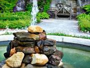 Záhradné fontány - 100 nápadov na záhradné fontány