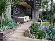 Záhradné inšpirácie - Nápady do malej záhrady