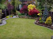 Zajímavé záhradní návrhy - jak navrhnout malou záhradu