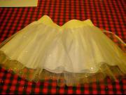 Tylová sukňa ľahko a rýchlo
