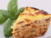 Palacinkové lasagne - recept