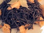 Proteínové špagety s lososom - recept