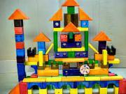 Drevené kocky - ako vyrobiť drevené kocky pre deti